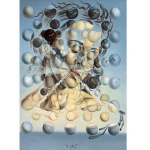 Mujer de Dali