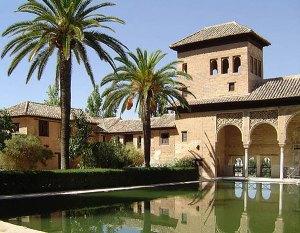 Torre de las Damas - Alhambra de Granada