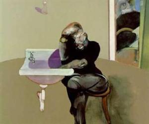 Francis Bacon - Autorretrato