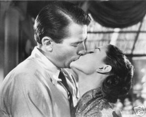 Gregory Peck y Audrey Hepburn
