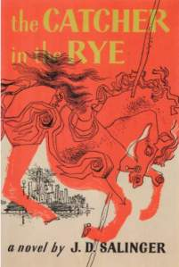 The catcher in the Rye (J.D.Salinger)