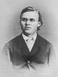 Friedrich Nietzsche, de joven (1864)