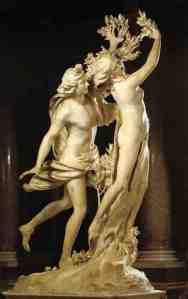 Apolo y Dafne (Bernini)