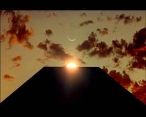 """El monolito de """"2001: una odisea en el espacio"""""""